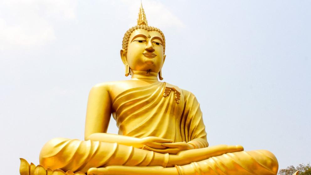 Lee frases de Buda sobre felicidad y bienestar