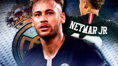 Neymar no está descartado por el Real Madrid.