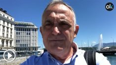 El adjunto a la dirección de OKDIARIO, Manuel Cerdán, en Ginebra.