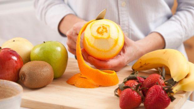Cómo usar la cáscara de naranja en el hogar