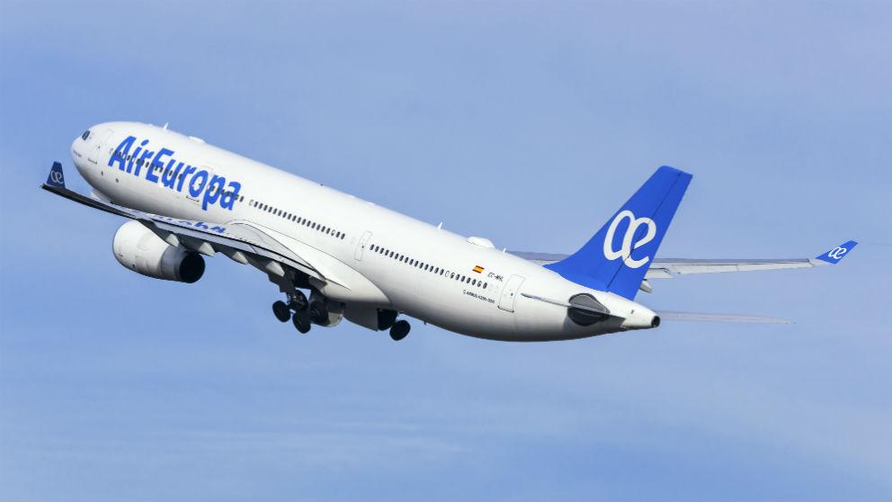 Air Europa (Foto: Globalia)