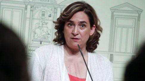 Ada Colau. (Foto. Barcelona)