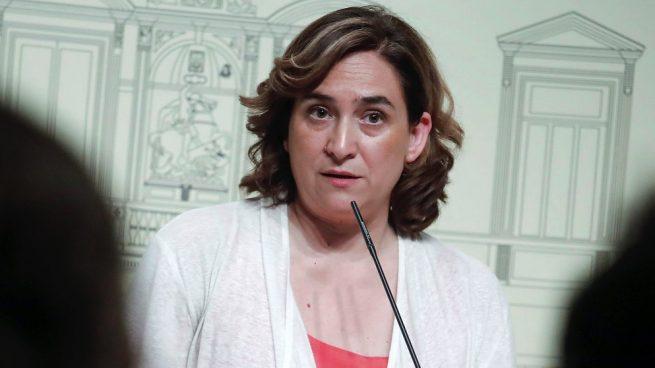 Colau da plantón a las víctimas del terrorismo catalanas en el homenaje por el atentado del 17-A