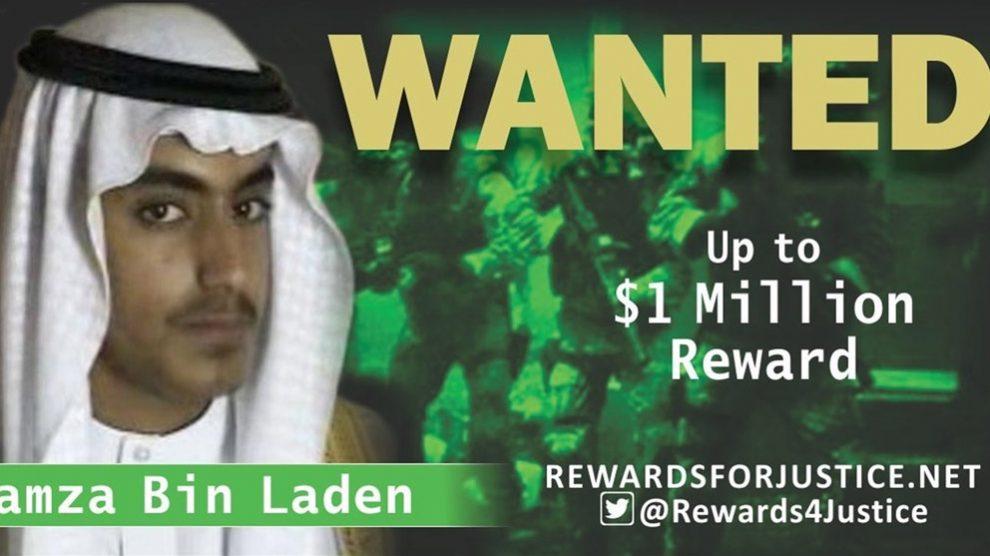 El hijo de Bin Laden.