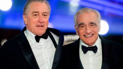 Martin Scorsese y Robert de Niro @Getty