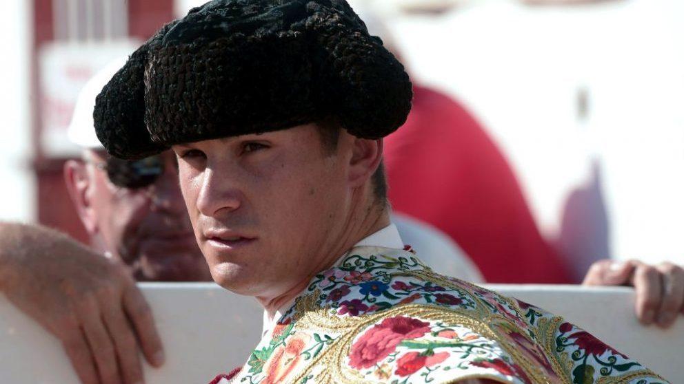 El torero Daniel Luque.