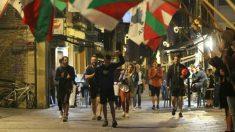 Homenaje a un etarra en las calles de Vitoria (Archivo).