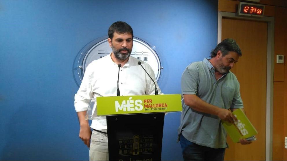 Josep Ferrà. Foto: Europa Press