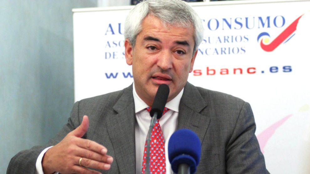 Luis Pineda, presidente de Ausbanc (Foto: Europa Press).