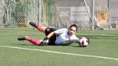 Sara Ezquerro renueva y cumplirá su sueño de jugar en el Real Madrid. (Twitter)