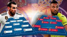 El Real Madrid busca sacar un buen resultado de Castellón.
