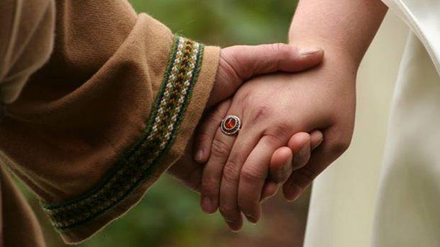 preparar boda de estilo medieval