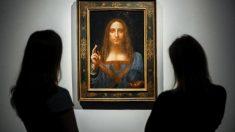 Un cuadro de Da Vinci es el más caro de la historia