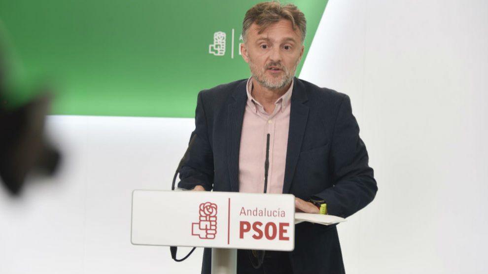 José Fiscal, nuevo portavoz del PSOE andaluz. (Ep)