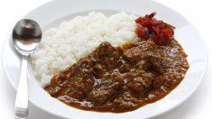 Receta de Curry al estilo japonés