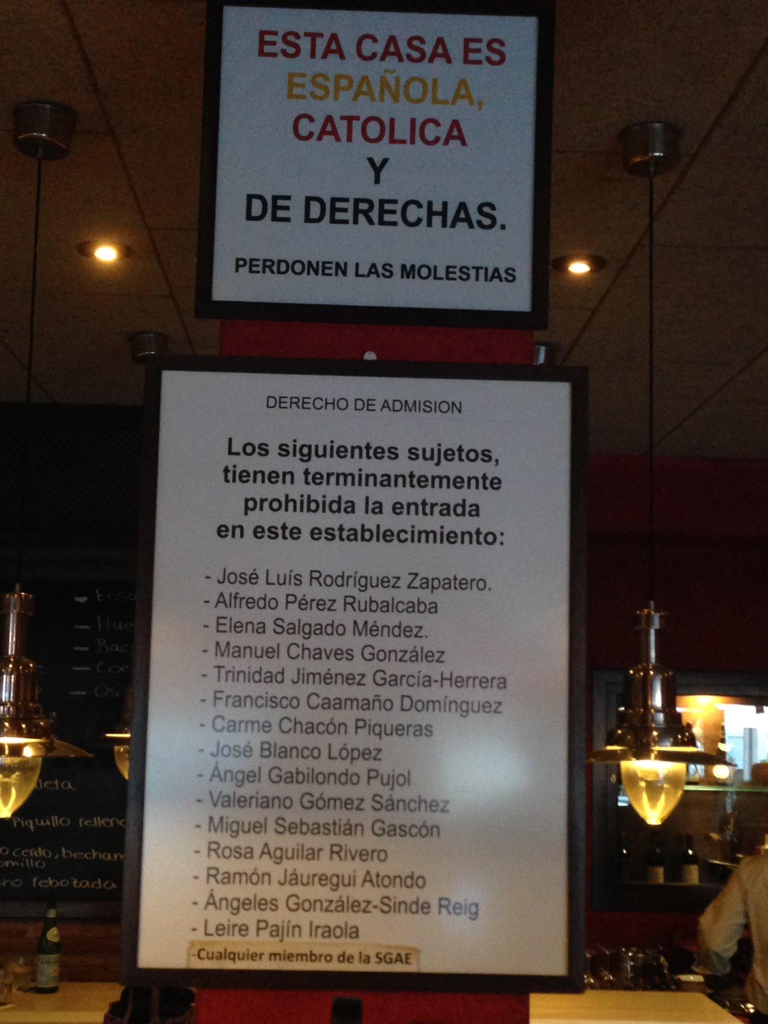 Un asador de Marbella denuncia que no encuentra camareros por las políticas de empleo del Gobierno