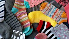 Todos los pasos para hacer unos calcetines antideslizantes de forma fácil