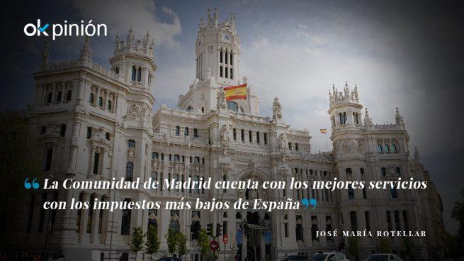 Un acuerdo de prosperidad en Madrid