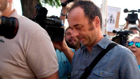 Francesco Arcuri, ex pareja de Juana Rivas. Foto: EP