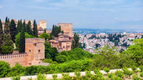 Generalife de Granada @Getty