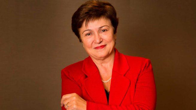 Kristalina Georgieva.
