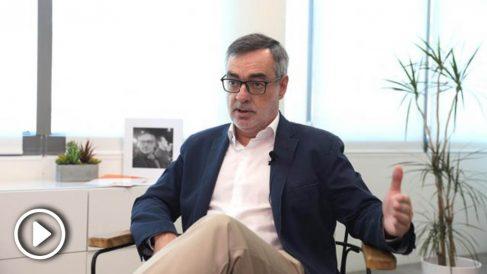 José Manuel Villegas, número dos de C's @EP