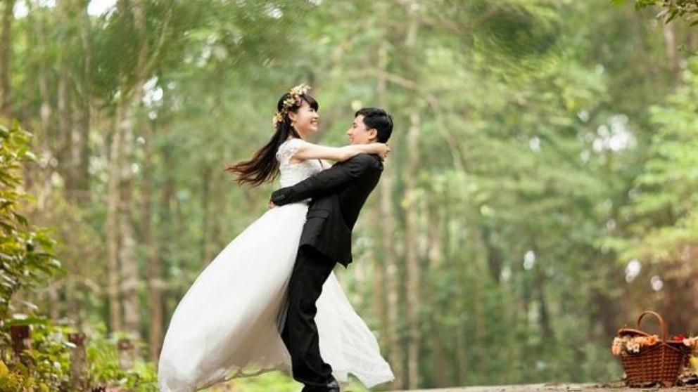 Los eslovenos, los que menos se casan en Europa