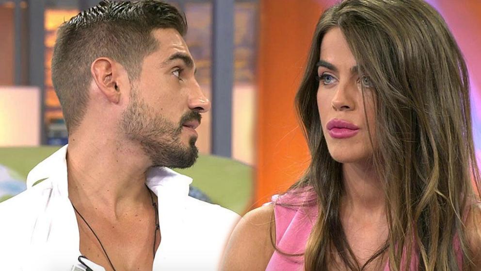 Fabio y Violeta pasan por su primera crisis en 'Viva la vida'