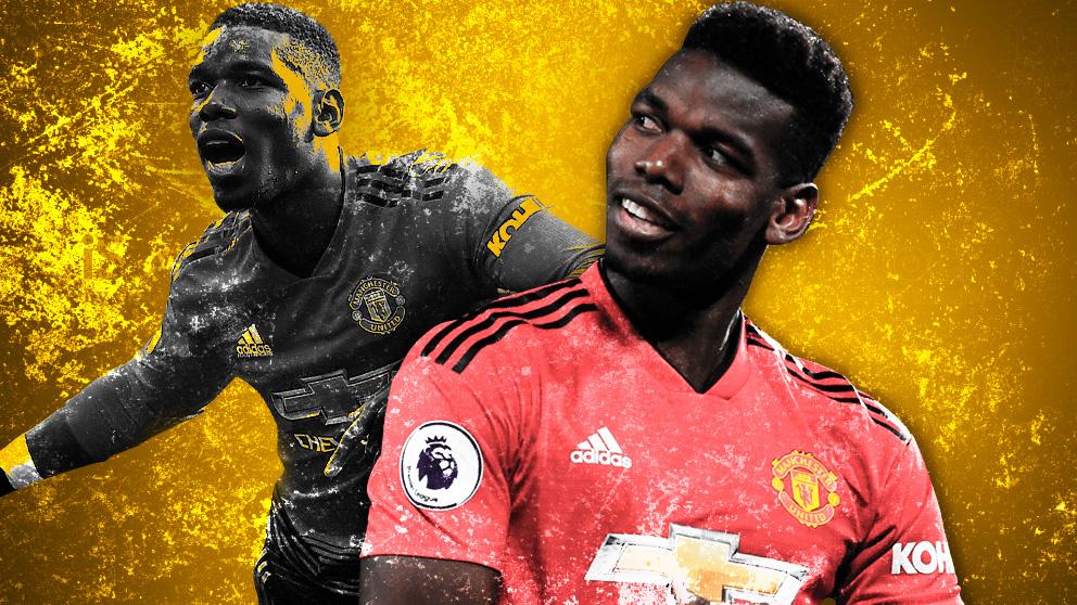 Paul Pogba está cerca de salir del Manchester United.