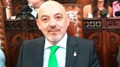 El secretario general de Actúa Baleares, Sergio Rodríguez Farré.