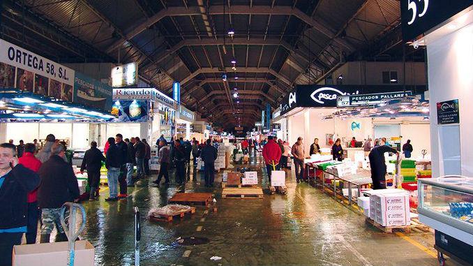 Instalaciones del mercado de abastos de Mercamadrid, situadas al sur de la ciudad (Foto: Mercamadrid).