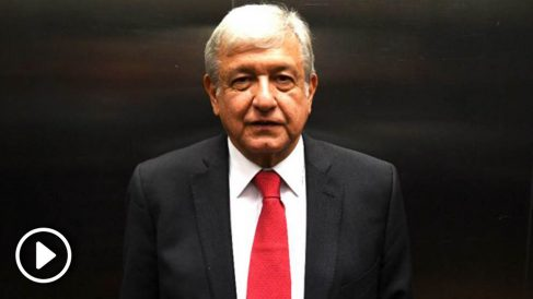 Andrés Manuel López Obrador en una reciente imagen (Foto: AFP).