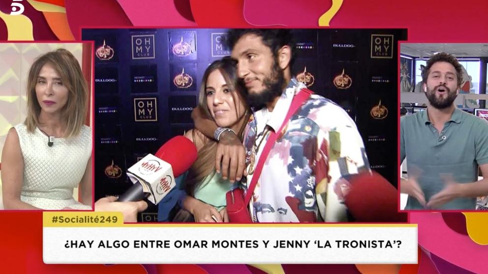 Omar Montes y Jenny de 'MYHYV'