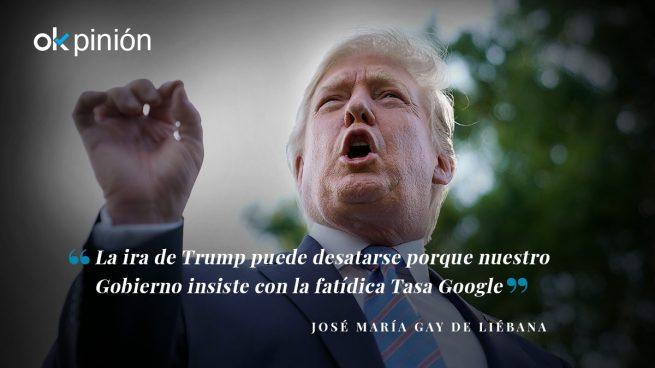 No desatemos la ira de Trump