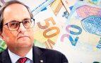 Cataluña llevará al Gobierno a los tribunales por el bloqueo de 874 millones tras pedirle 80.000 millones