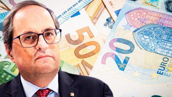 Torra fracasa una vez más en su intento de que las agencias saquen a Cataluña del 'bono basura'