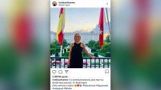 Mensaje de Cristina Cifuentes en Instagram tras la petición de la Fiscalía de imputarla por el 'caso Púnica'.
