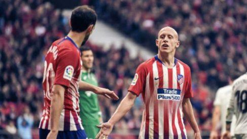 Víctor Mollejo con Juanfran Torres (@VictorMollejo7)