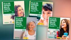 La última campaña de la Junta de Andalucía contra la violencia de género.