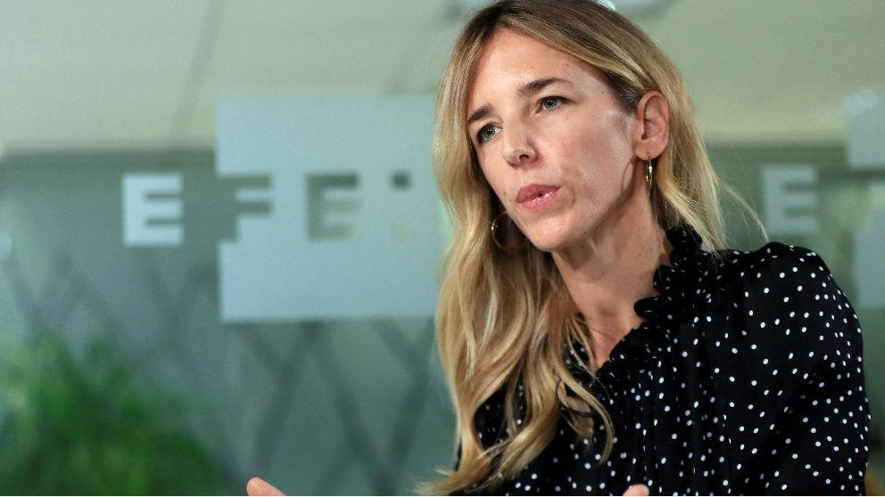 La portavoz del PP en el Congreso de los Diputados, Cayetana Álvarez de Toledo (Foto: EFE).