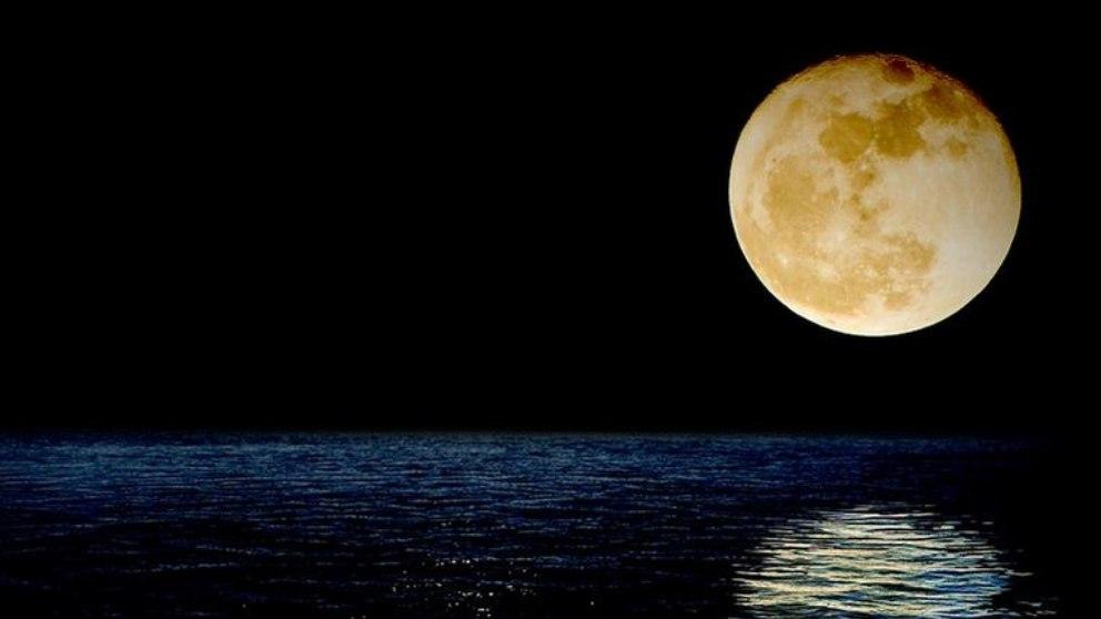El nombre de luna de nieve procede de tribus americanas que además son las que han dado el nombre.