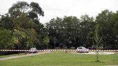 El parque a donde condujeron engañada a la víctima de la Manada de Bilbao (Foto: EFE)