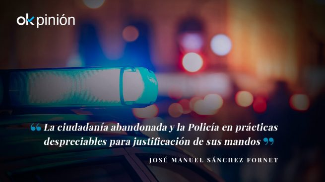La equiparación salarial y el conflicto laboral en la Policía