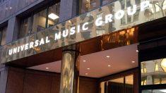 La sede central de la discográfica Universal Music Group.