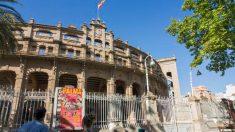 El Coliseo Balear en el centro de la polémica por la ley de los 'toros a la balear».
