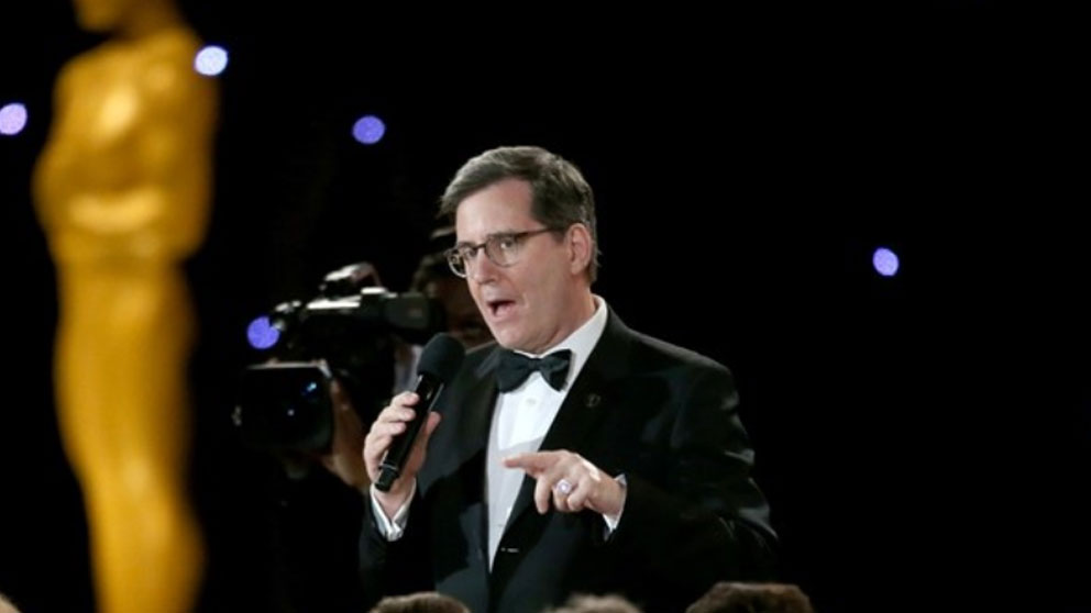 DAvid Rubin, director de casting histórico de Hollywood que se ha convertido en el nuevo director de la Academia de Hollywood. Foto: Getty