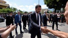 El ministro del Interior italiano, Matteo Salvini. Foto: EP