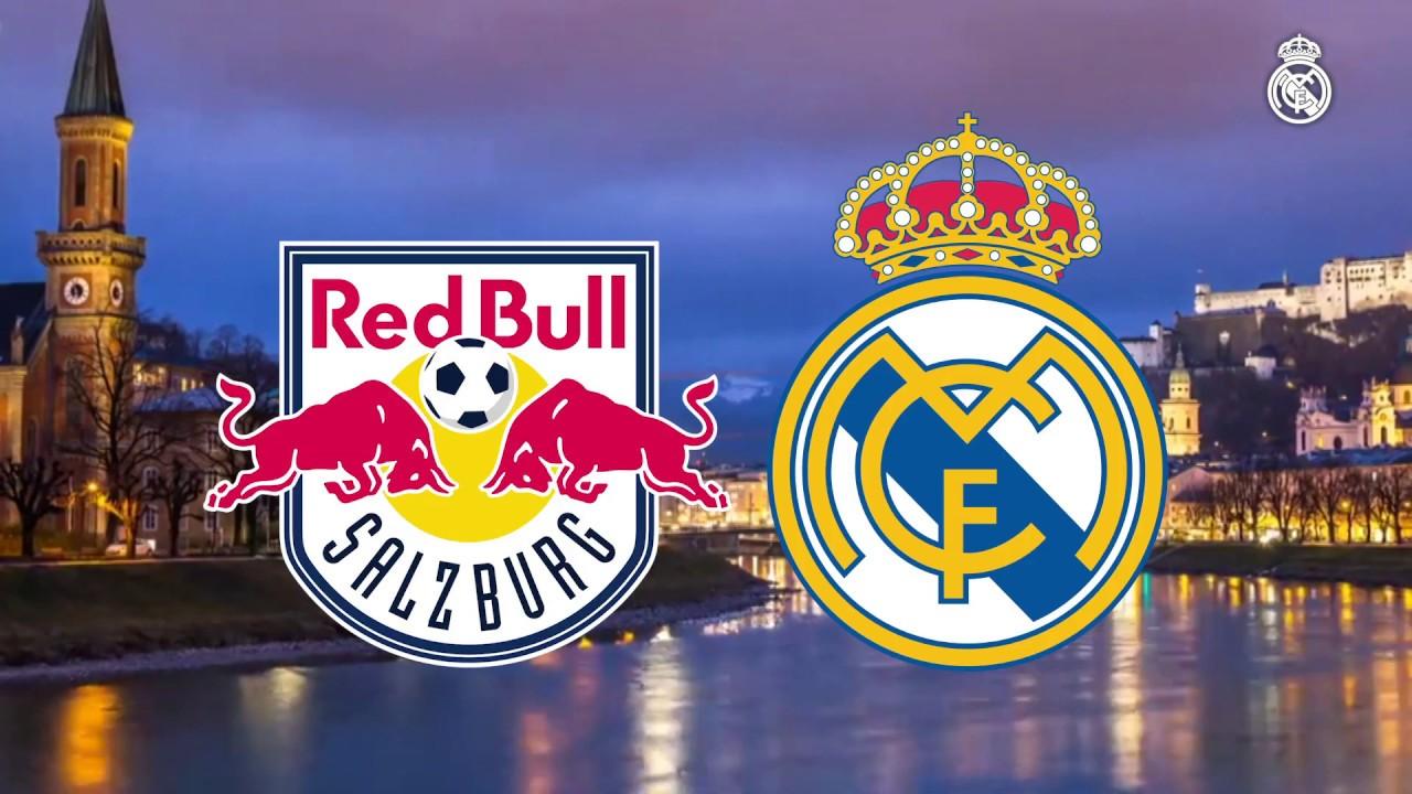 Salzburgo-Real Madrid