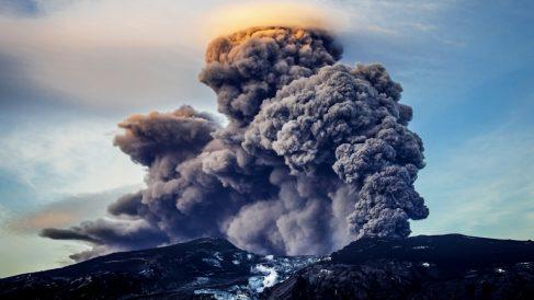 En Islandia está uno de los volcanes activos más peligrosos