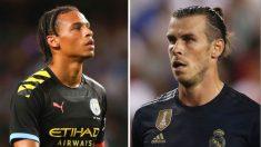 Sané y Bale